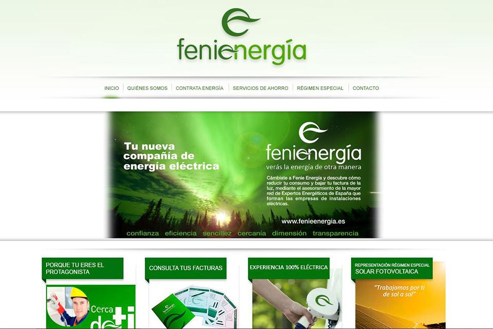 Portal Fenienergia