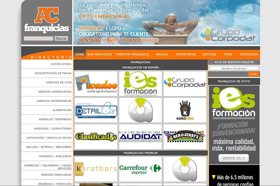 Portal AC Franquicias