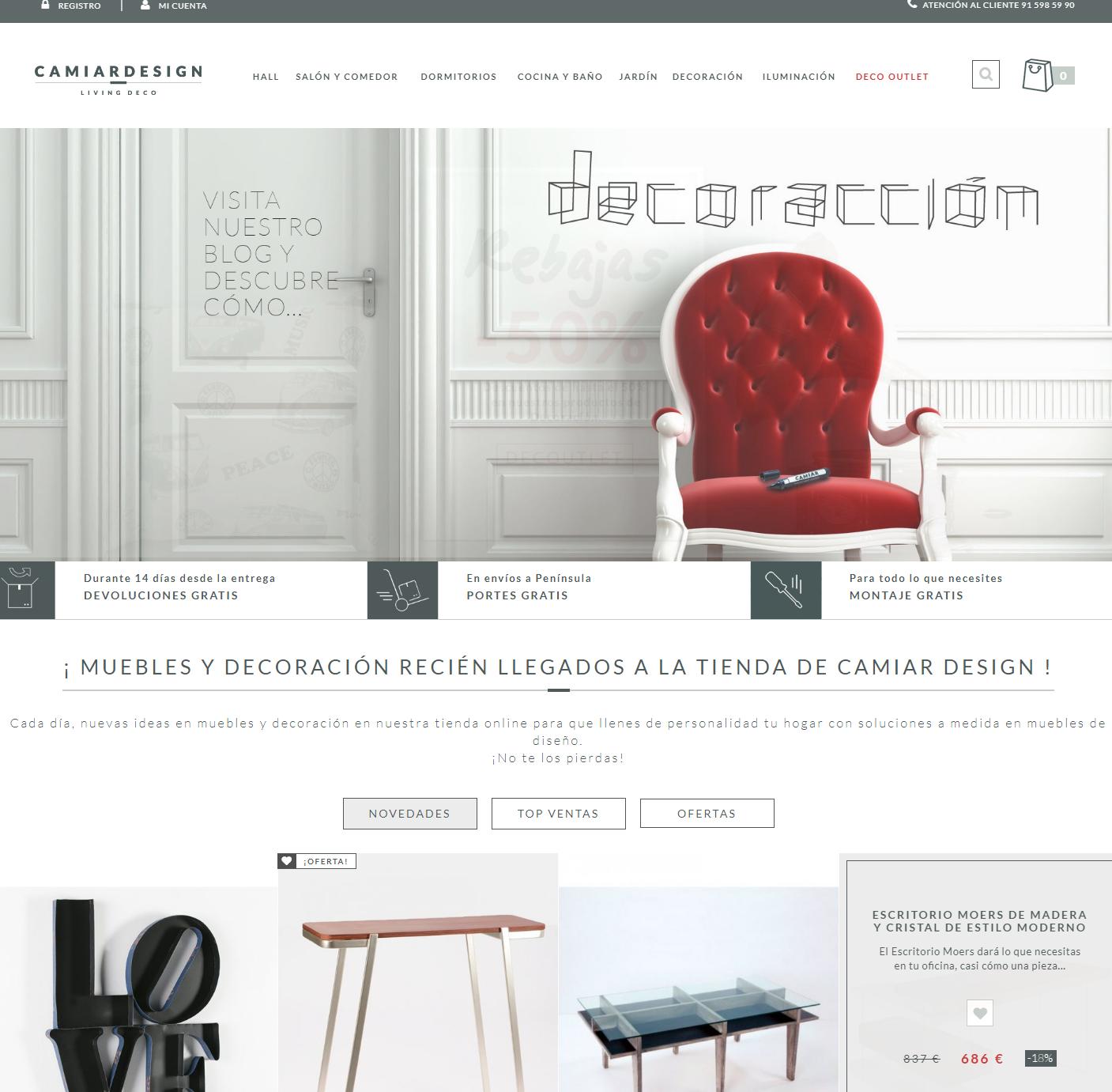 Camiar Design Interiorismo