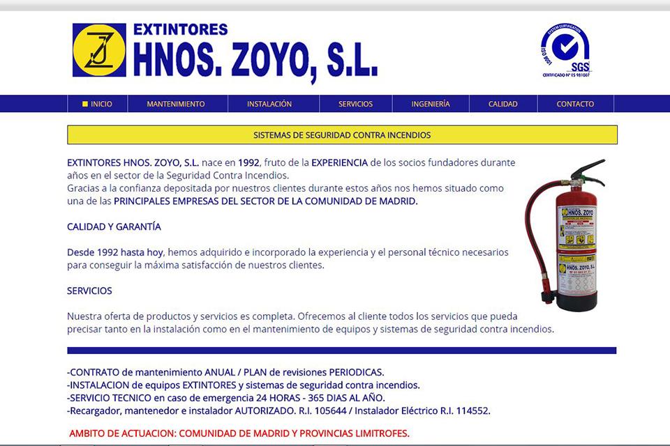 Extintores Hermanos Zoyo