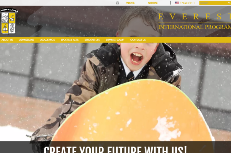 Everest International Program