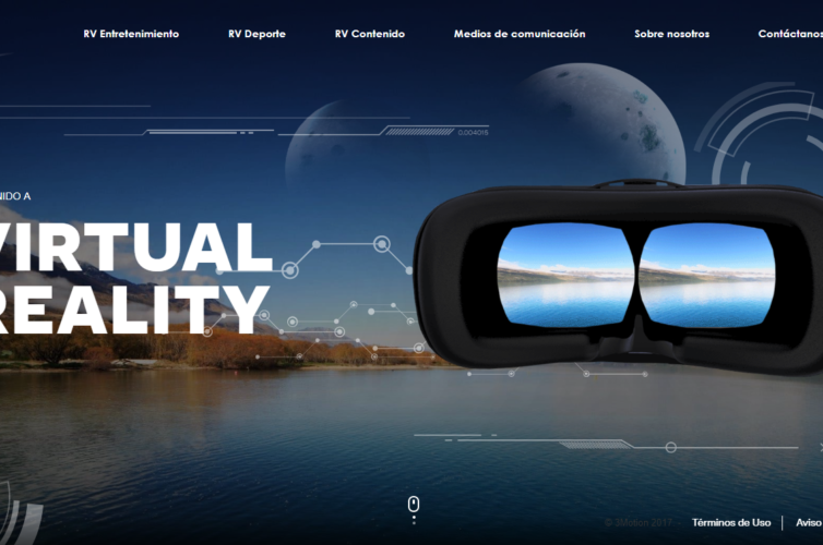 3 Motion Virtual Reality