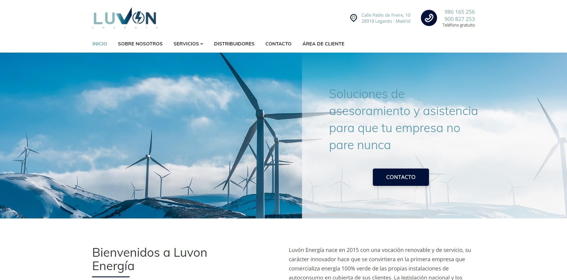 Luvon Energía