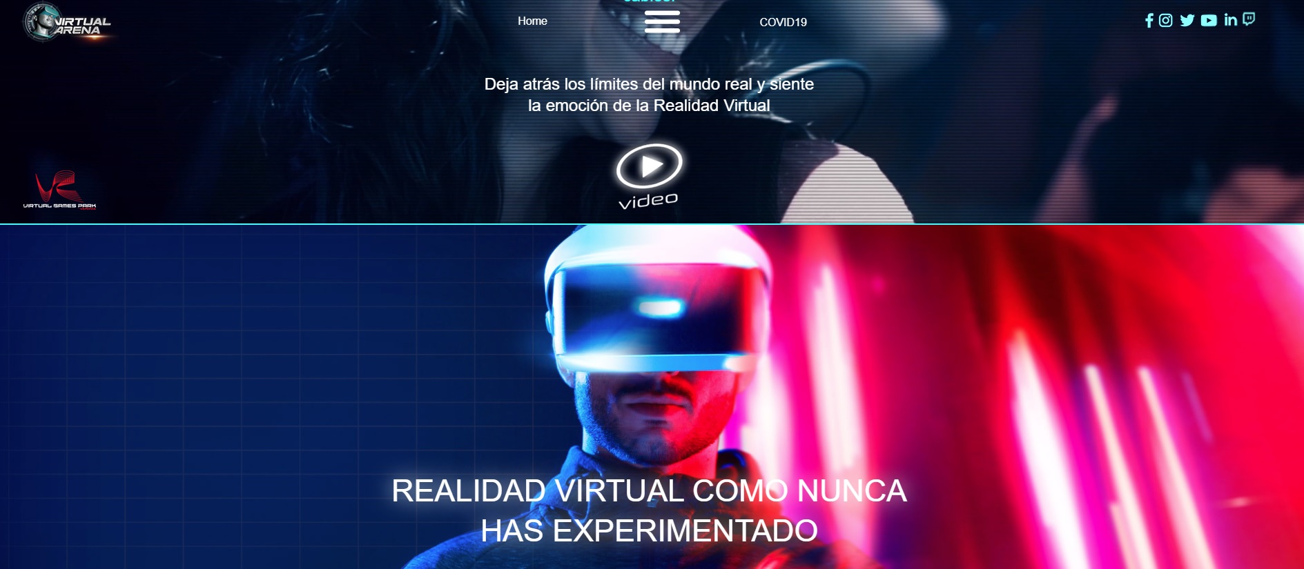 Virtualarena games